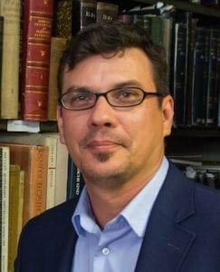 doc. PhDr. Peter Pavúk, Ph.D
