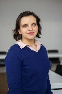 Mgr. Eva Lehečková, Ph.D.