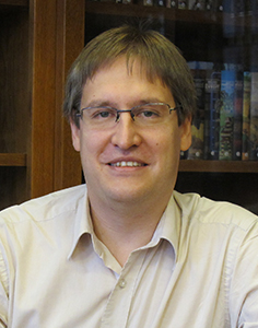 Mgr. Jaroslav Ira, Ph.D.