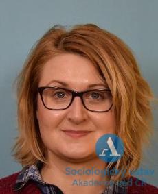 PhDr. Magdaléna Gorčíková, Ph.D.