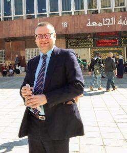 Mgr. Pavel Ťupek, Ph.D.